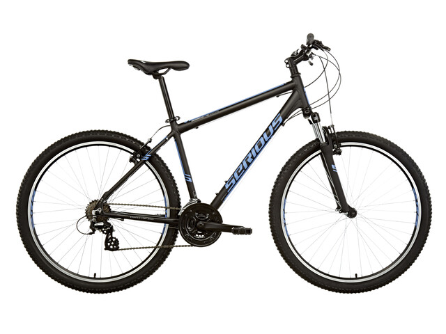 "Serious Rockaway 27,5"" black/blue"